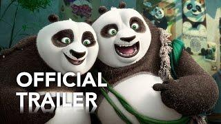Kung Fu Panda 3 | Official HD Teaser Trailer | 2015