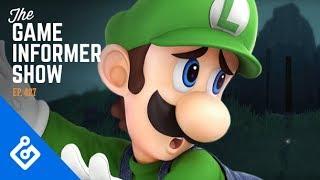 GI Show – Smash Ultimate, Epic Vs. Valve, Below Interview