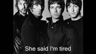 Oasis Waiting For The Raptrue (Full Version With Lyrics)