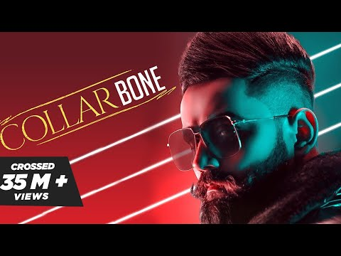 Mix - Collar Bone (Full Video) Amrit Maan ft Himanshi Khurana | Tru Makers | Latest Punjabi Song 2018