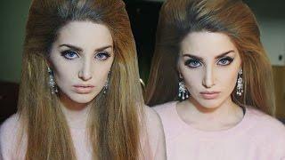 Lana Del Rey Makeup Tutorial Blue Velvet H&m Campaign