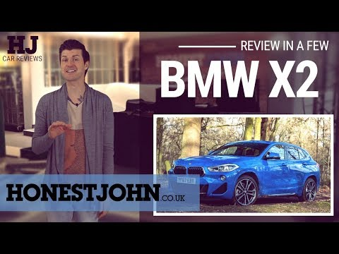 Car review in a few | 2018 BMW X2 - much better than it should be