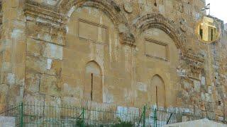 """ירושמימה- מישיבת הכותל רואים את ירושלים של מעלה. """"פתחו את השער"""", שער הרחמים- הרב גדי שלוין"""