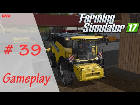 Farming Simulator 17 | Gameplay #39 - Prochainement LE DLC KUHN  [HD]