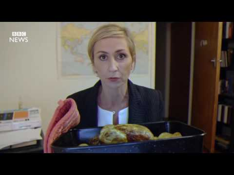 Woman interrupted during BBC interview Parody HD
