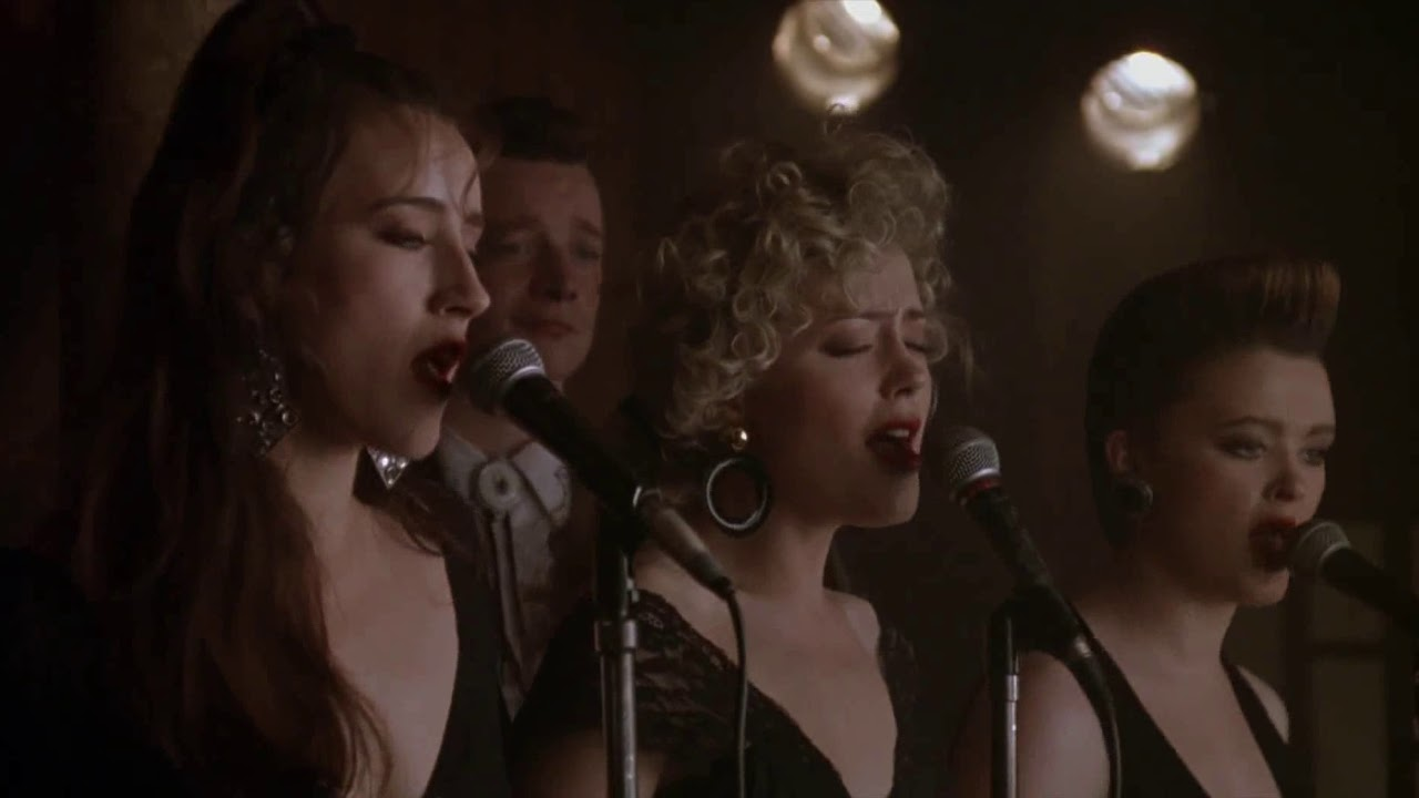 The Commitments - Dark End of the Street - YouTube