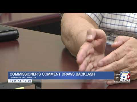 Kansas county official's 'master race' comment to black woman sparks backlash