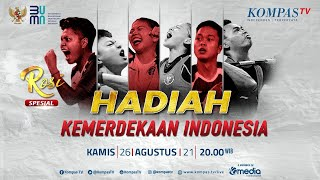 ROSI Spesial - Hadiah Kemerdekaan Indonesia Bersama Greysia-Apriani, Eko Yuli, Windy & Erick Thohir