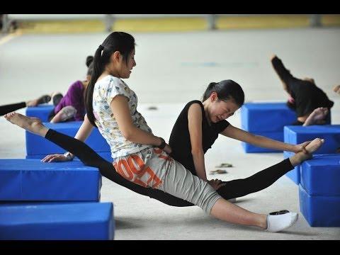 [ENGLISH SUBS] Chinese Gymnastics February Training Update