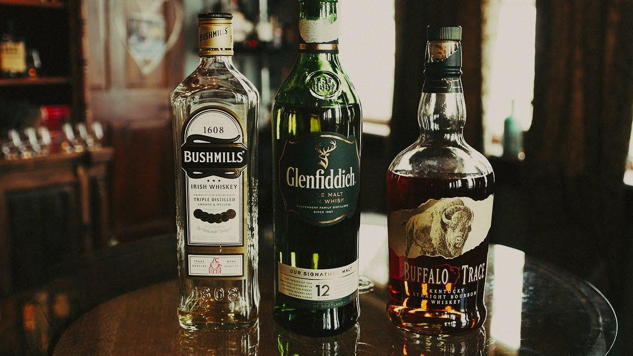 order whiskey like a gentleman youtube
