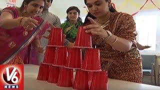 Diwali Festival Celebrations In Parsippany | New Jersey | V6 USA NRI News