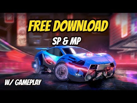 How To Download Rocket League For Free W/GAMEPLAY 🔥 [MULTIPLAYER]