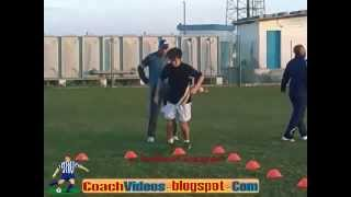 drills for soccer coaching to Increase coordination and Agility