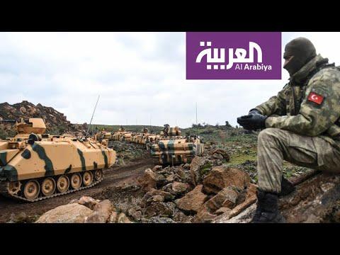بالأرقام.. حصيلة العملية العسكرية التركية في سوريا  - نشر قبل 3 ساعة