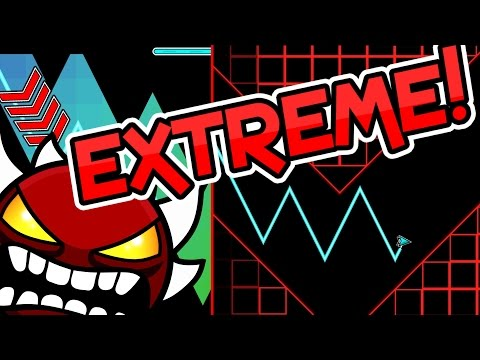 EXTREME WAVE CHALLENGES! [Level Request 32]