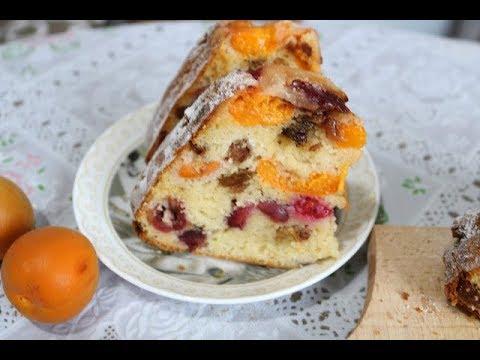 Bakina kuhinja - voćna fantazija puna svežeg voća