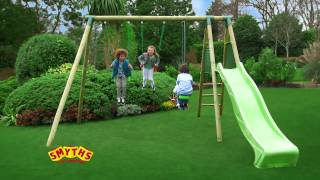 Smyths Toys - Soulet Fargo Wooden Play Centre