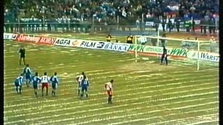 1991 December 10 Sigma Olomouc Czechoslovakia 4 SV Hamburg Germany 1 UEFA Cup
