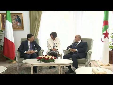 ايطاليا والجزائر ستبذلان جهودا للتوصل إلى وقف لإطلاق النار في ليبيا …  - نشر قبل 3 ساعة