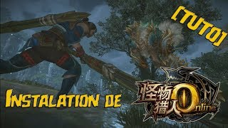 La vraie Installation de MONSTER HUNTER ONLINE [TUTO FR]