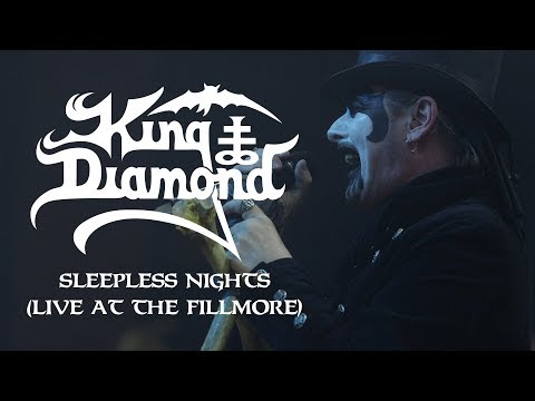 """King Diamond """"Sleepless Nights (Live at The Fillmore)"""" (OFFICIAL)"""