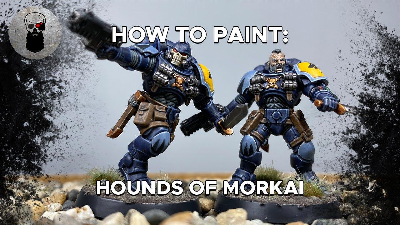 Morkai Mutants seize