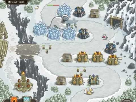 Kingdom Rush Mysterious Cave