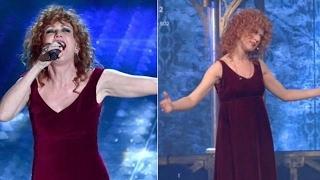 Virginia Raffaele nei panni di Fiorella Mannoia, la cantante reagisce così all'imitazione