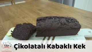 Çikolatalı Kabaklı Kek Tarifi