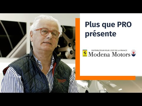 Découvrez Modena Motors, Entreprise Plus Que PRO