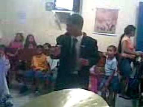 Pregação Ev. Adeilson Rocha Culto Domingo Adolesce...