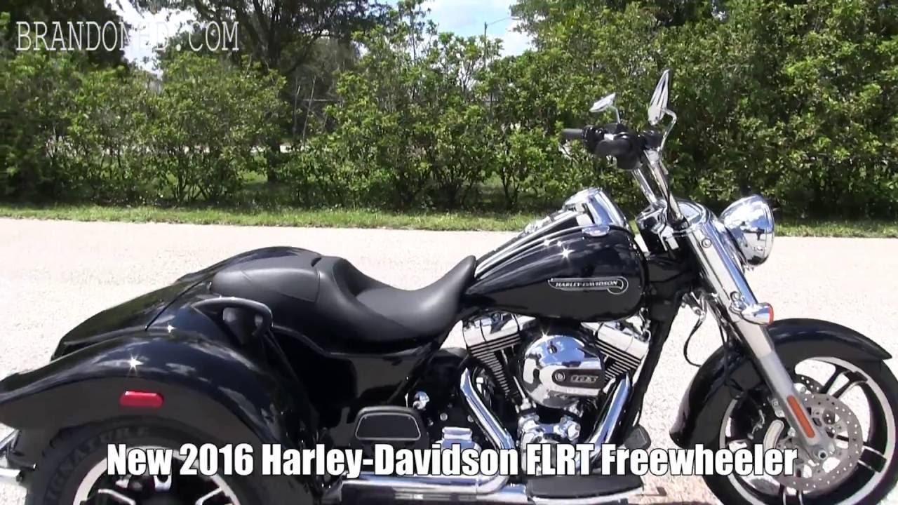 2016 harley davidson trike freewheeler florida - 2018 freewheeler