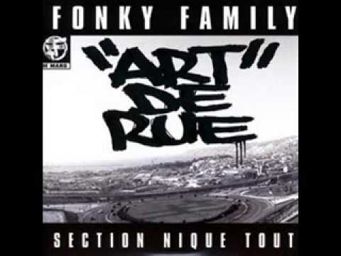 album art de rue fonky family