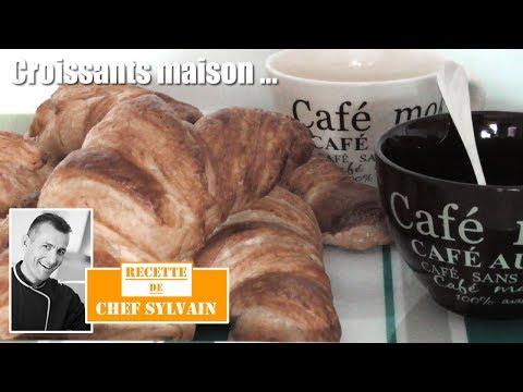 recette-de-croissant-maison---recette-par-chef-sylvain