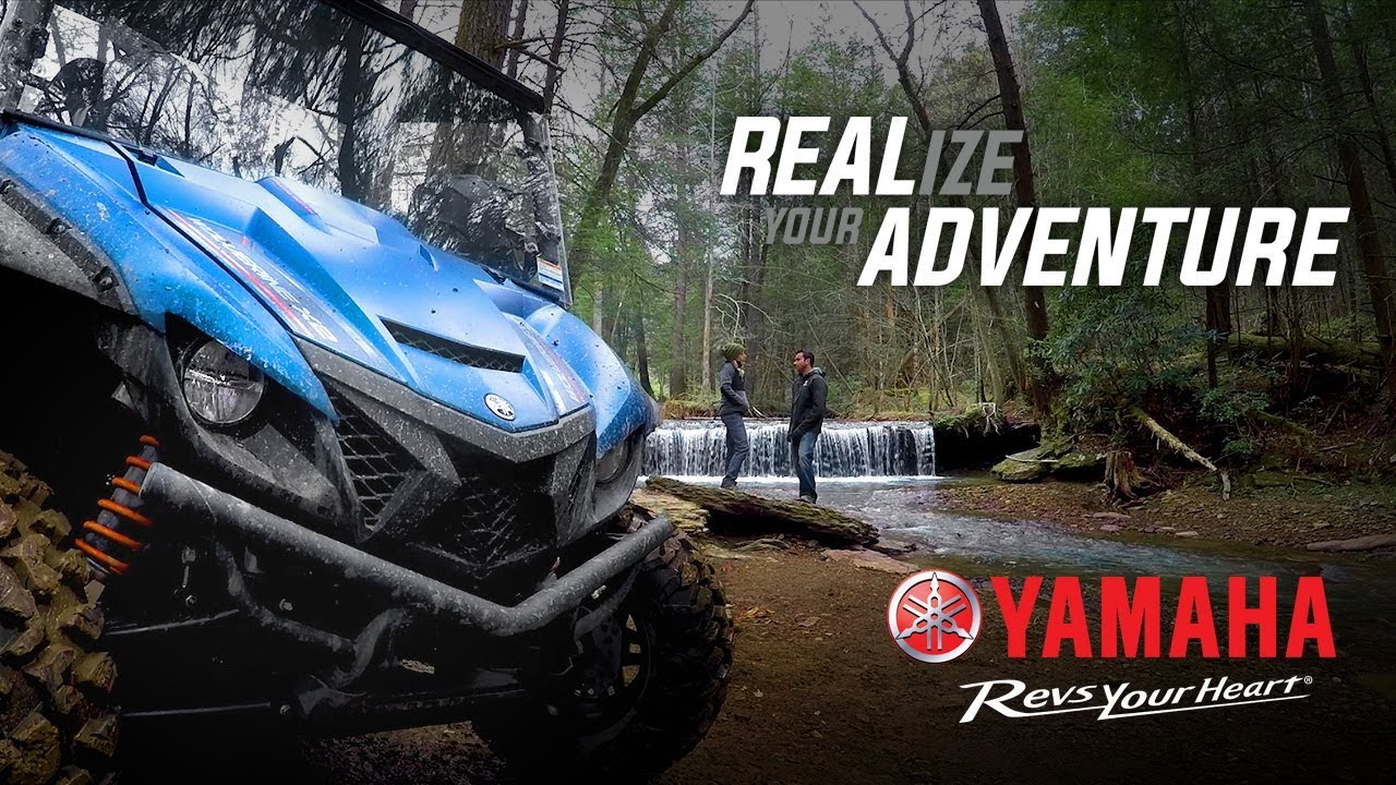 Yamaha | REALize your ADVENTURE