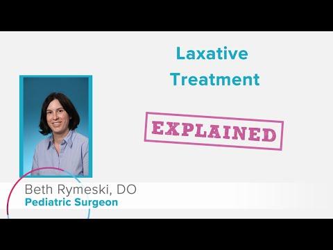 Laxative Treatment | Cincinnati Children's
