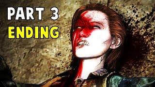 The Walking Dead The Final Season Full Game Part 3 ENDING