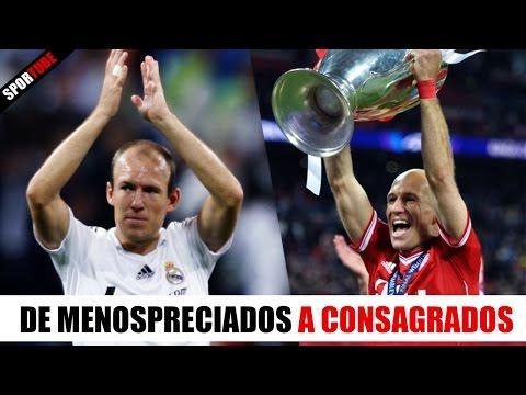 8 Cracks que LA ROMPIERON luego de Salir Menospreciados del Real Madrid