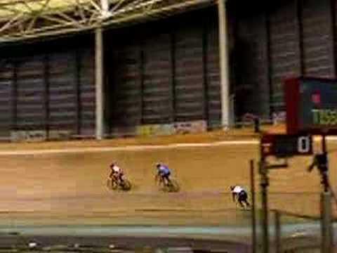 Vélo sur piste (3) - UCI Aigle 13/10/07