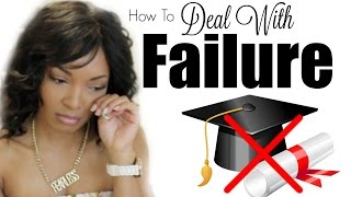 NOT GRADUATING!!! Story Time & How To Deal w/ Failure | Brittany Daniel