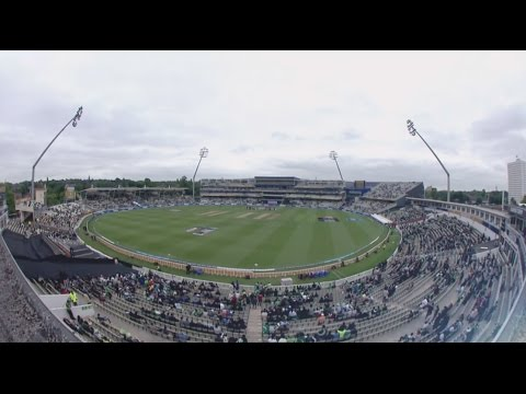 ICC Champions Trophy 2017 Guide to Edgbaston