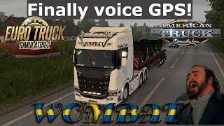 ets2 voice gps video, ets2 voice gps clips, nonoclip com