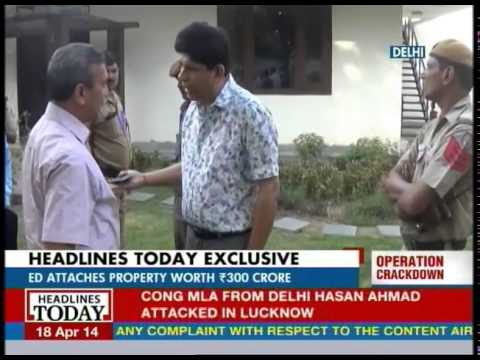Operation Crackdown: ED goes down hard on UP Chief Engineer -1