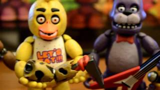 FNaF Collectable Action Figure Review