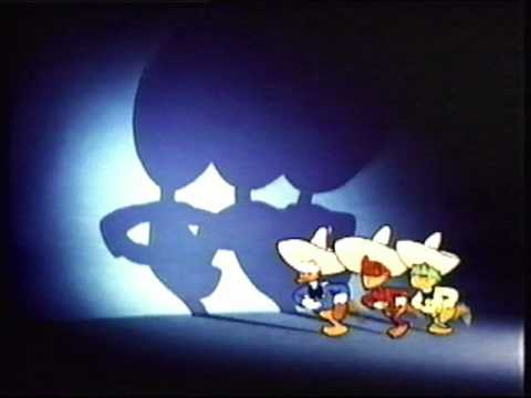 The Three Caballeros (Sing Along Song)