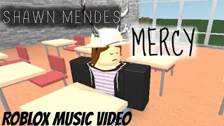Shawn Mendes- Mercy Roblox Music Video