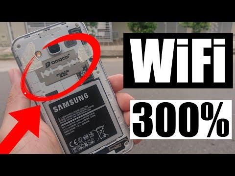 Como Aumentar la Señal Wifi de Cualquier Teléfono | LIFE HACK Y PASA ESTO | TRUCO 2018