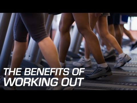 The Benefits of Working Out
