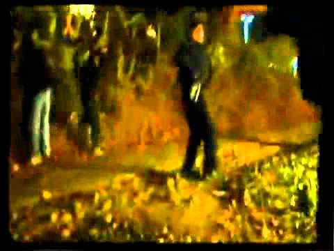 Police use pepper spray in Penn State riots