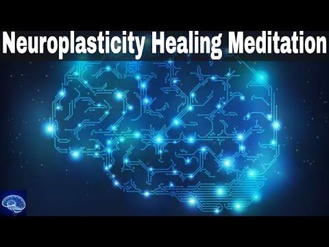 Neuroplasticity Meditation - Rebuild Your Brain | Brain Healing Sounds - Healing Frequency